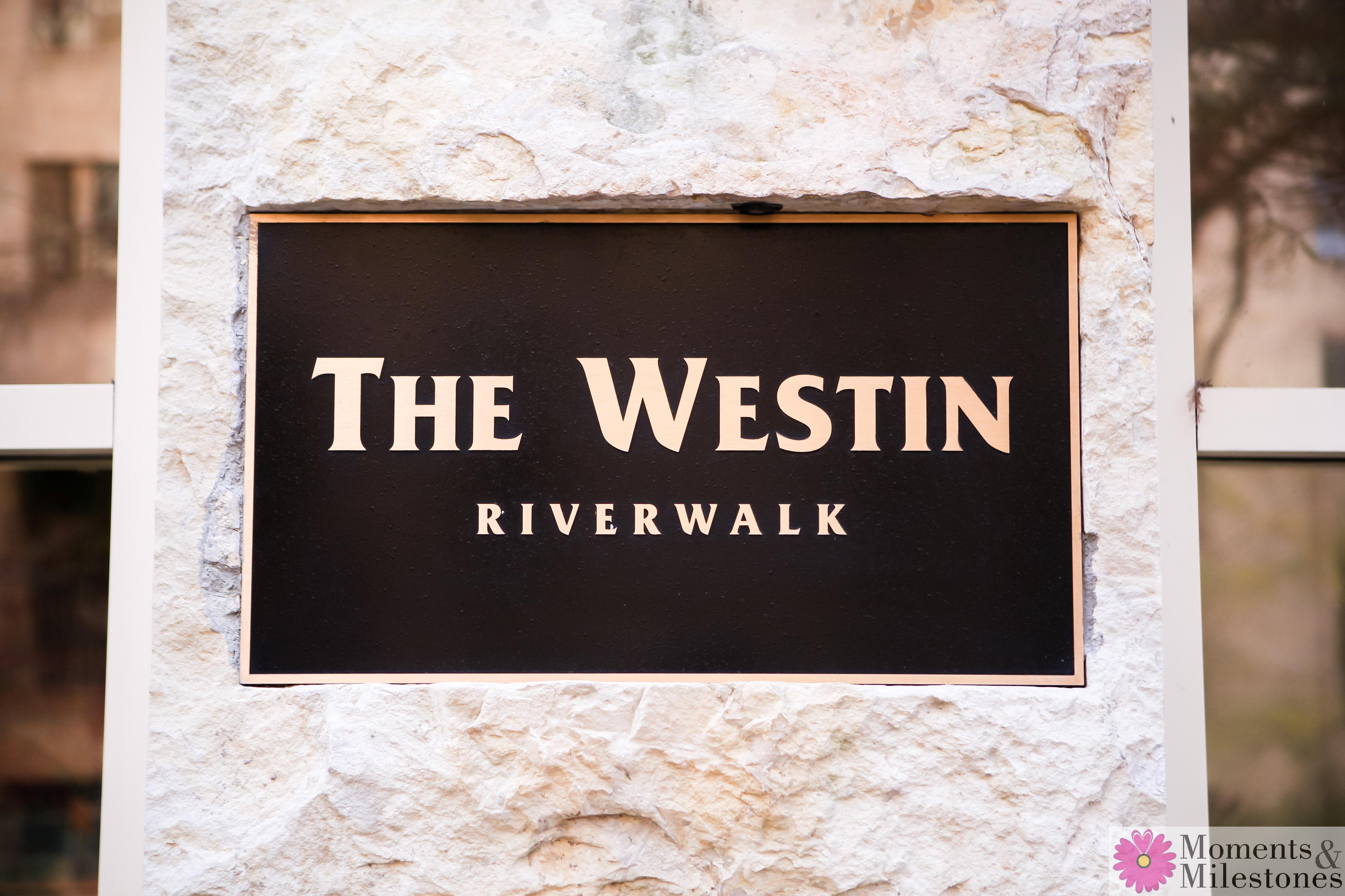 Downtown San Antonio The Westin Riverwalk Wedding Photography