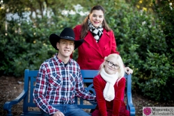 Custom Christmas Card San Antonio Family Photography