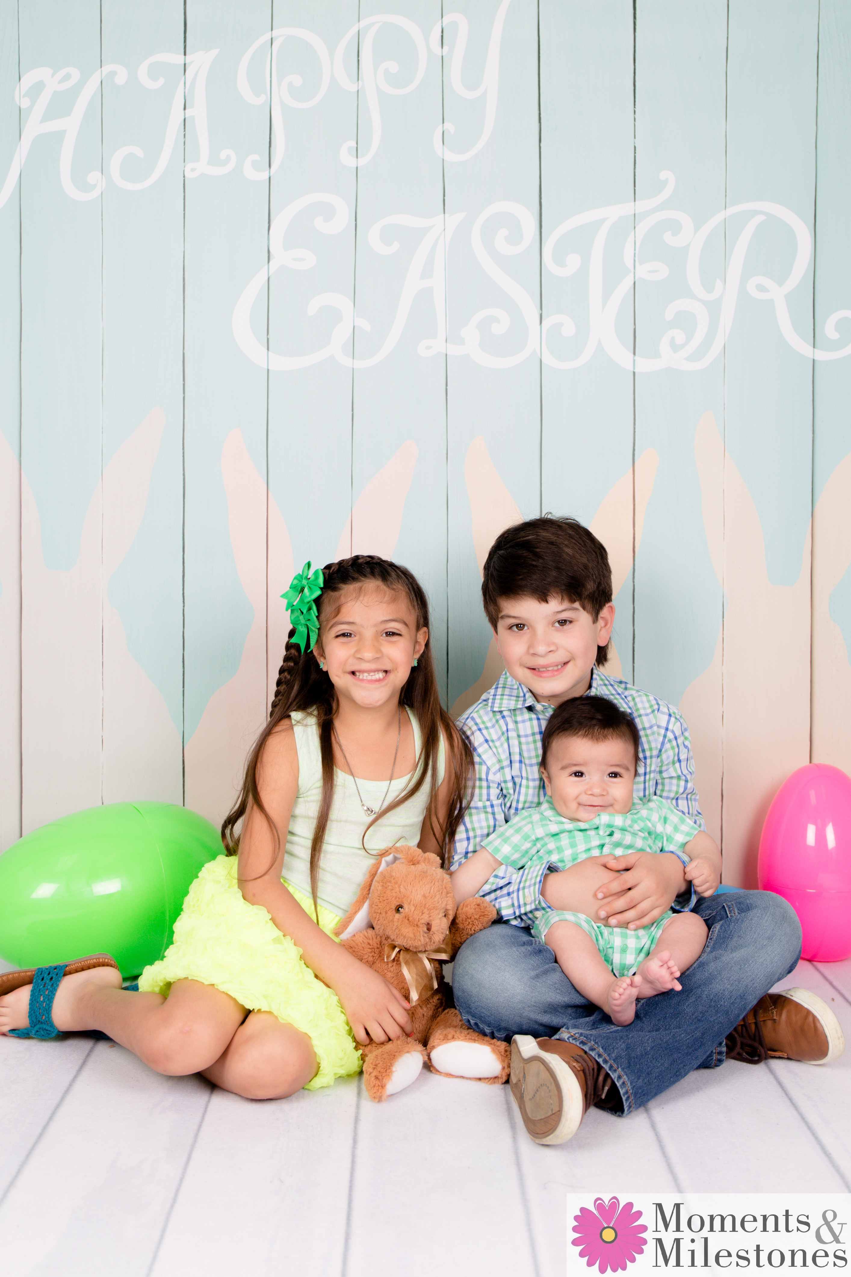 Easter Mini-Session Moments & Milestones Studio Photography San Antonio Family and Children Sessions (11)