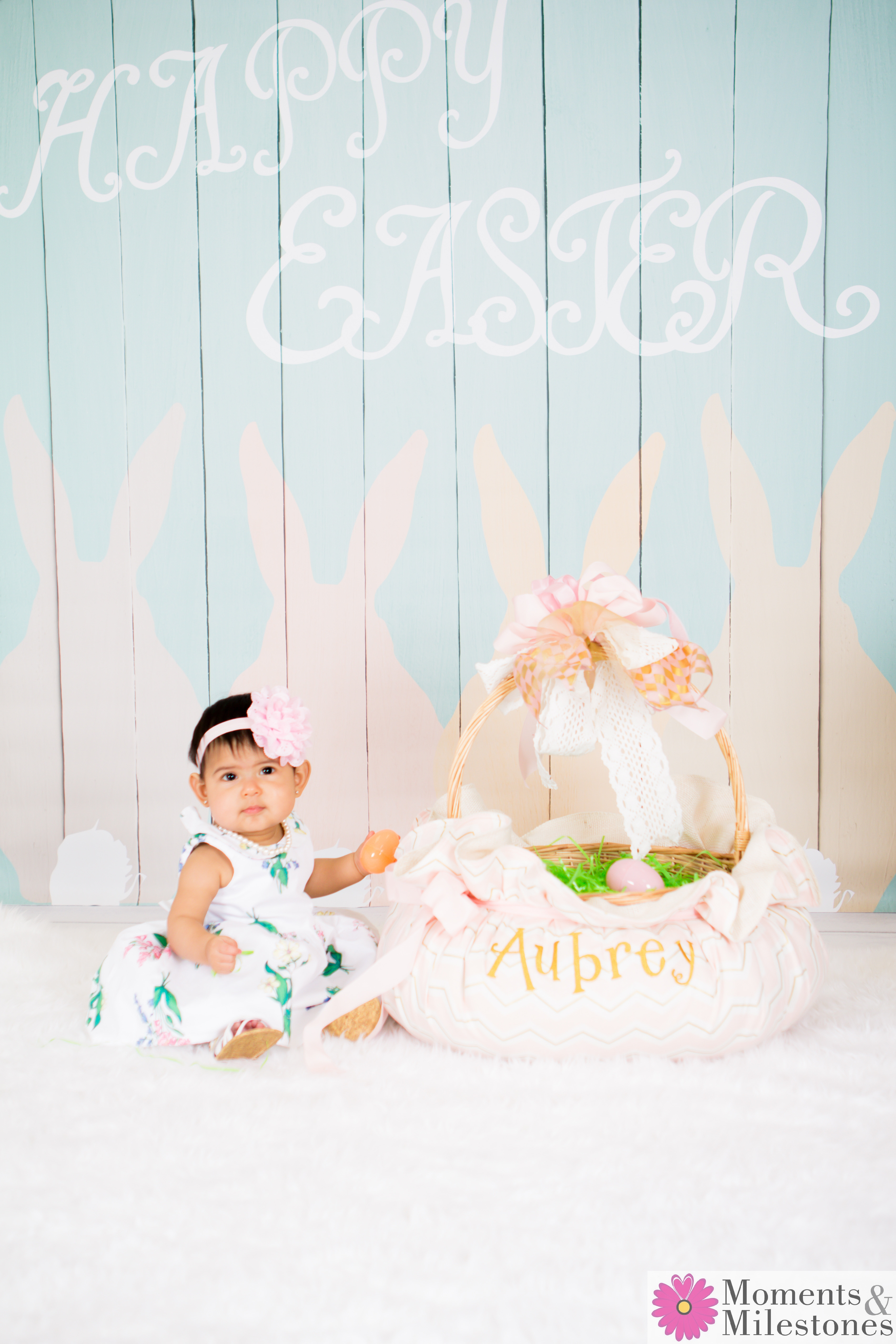 Easter Mini-Session Moments & Milestones Studio Photography San Antonio Family and Children Sessions (4)