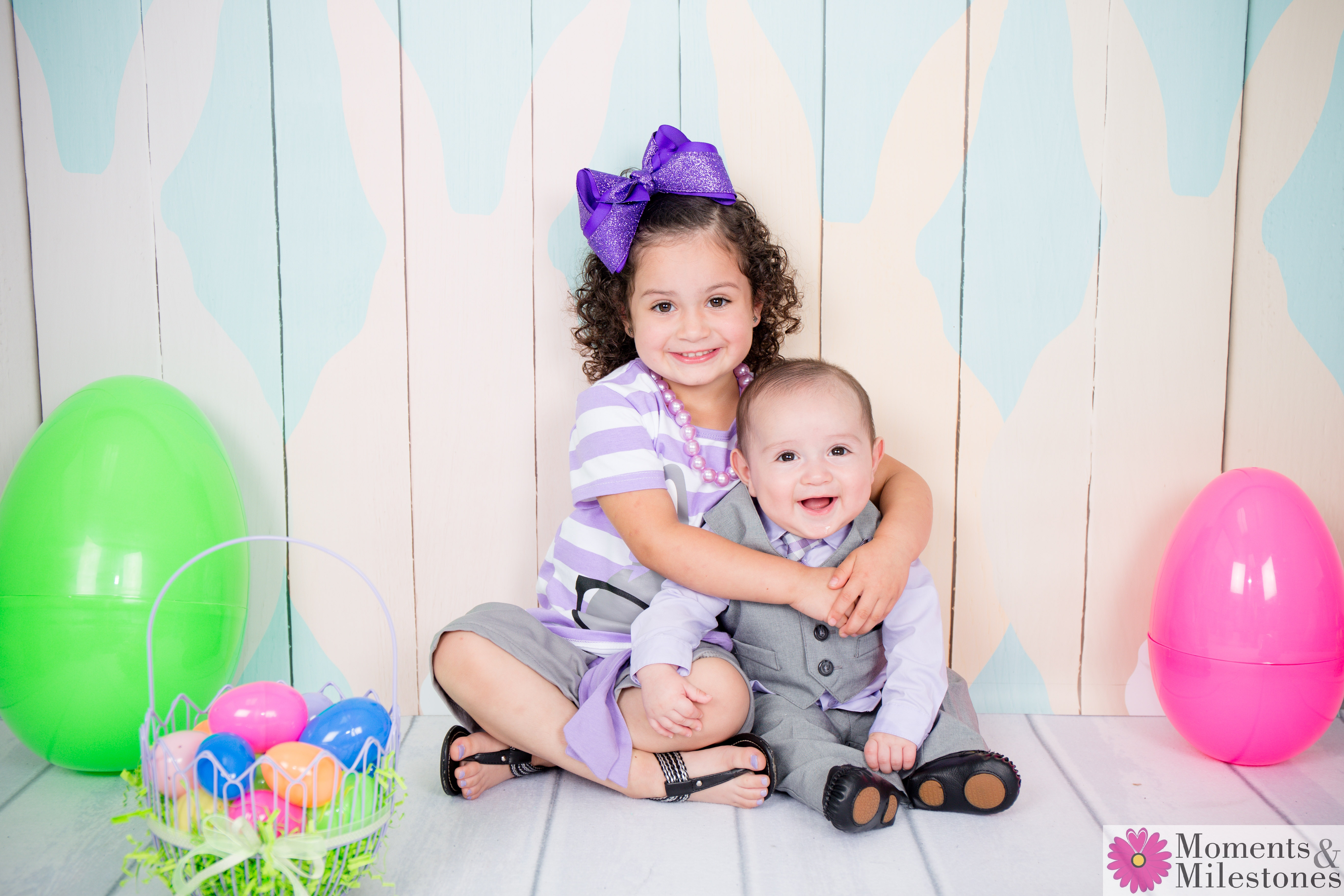 Easter Mini-Session Moments & Milestones Studio Photography San Antonio Family and Children Sessions (8)