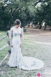 Country Rustic Boerne Texas Hill Country Cibolo Nature Center Bridal Photography Session (1)