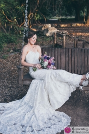 Country Rustic Boerne Texas Hill Country Cibolo Nature Center Bridal Photography Session (11)