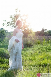 Country Rustic Boerne Texas Hill Country Cibolo Nature Center Bridal Photography Session (2)