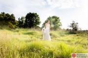 Country Rustic Boerne Texas Hill Country Cibolo Nature Center Bridal Photography Session (3)