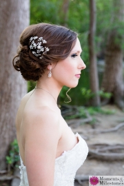 Country Rustic Boerne Texas Hill Country Cibolo Nature Center Bridal Photography Session (7)