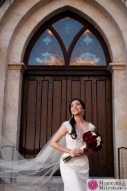 Nicole's Traditional Bridal Sessions San Fernando Cathedral San Antonio Wedding Photography (3)
