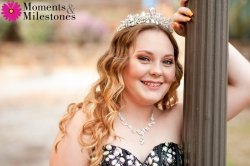 Samira Sweet 16 Portrait Session