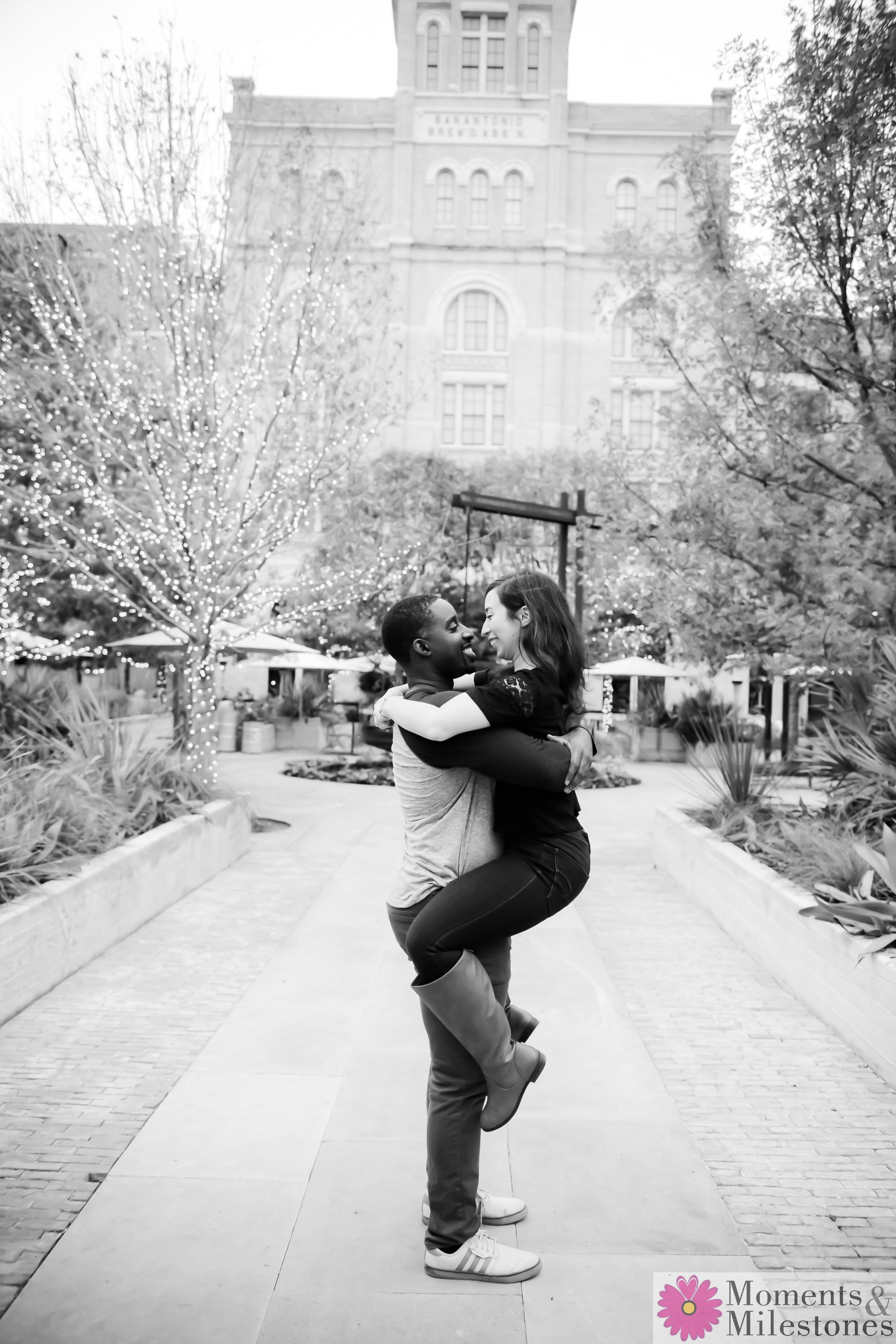 San Antonio Engagement Photography The Pearl