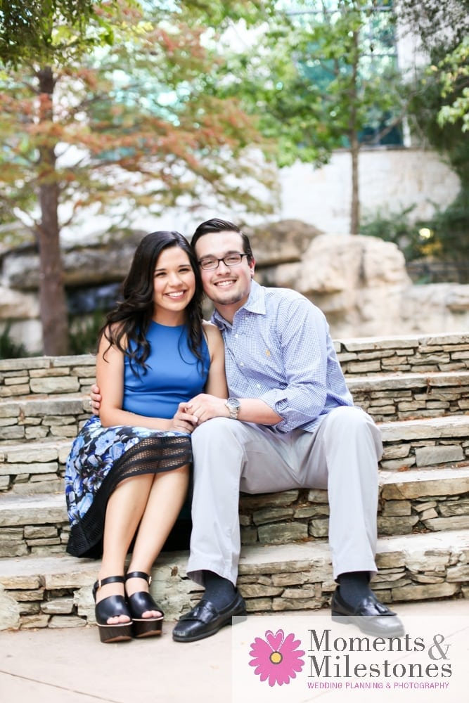 San Antonio Riverwalk Proposal Photography