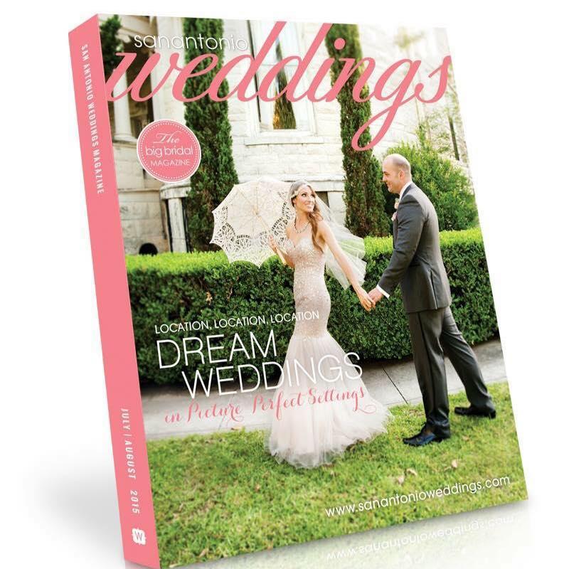 San Antonio Weddings Moments & Milestones Cover