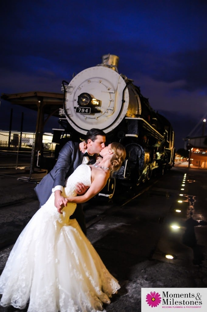 Sunset Station Destination Wedding Photography