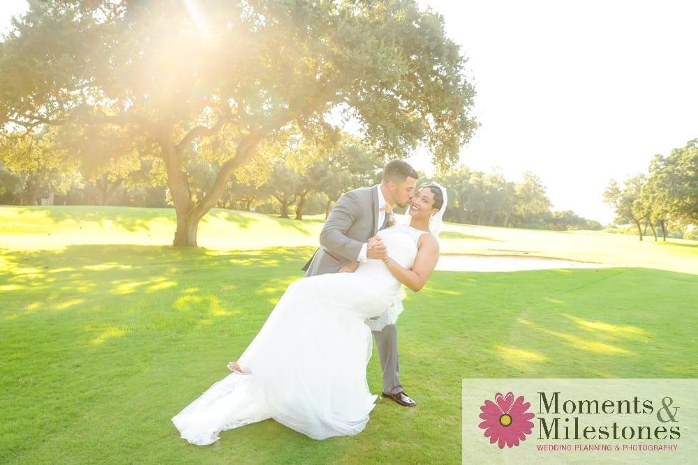 Dominion Country Club Wedding