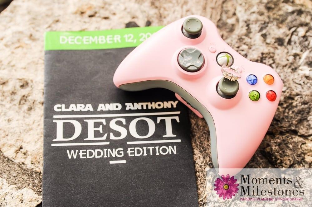 Geek Engagement Photography