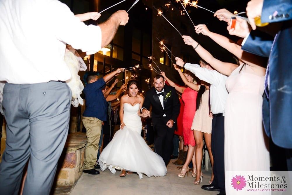 Embassy Suites Riverwalk Wedding ~ Moments and Milestones