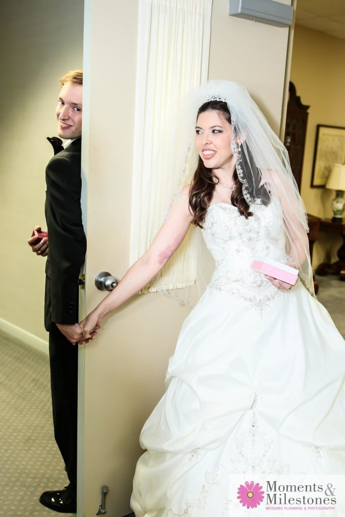 Romantic Church Wedding Photography