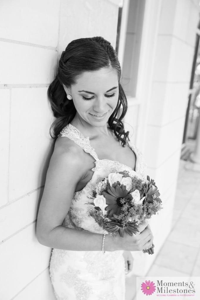 Elegant Rustic Outdoor Bridal (1)