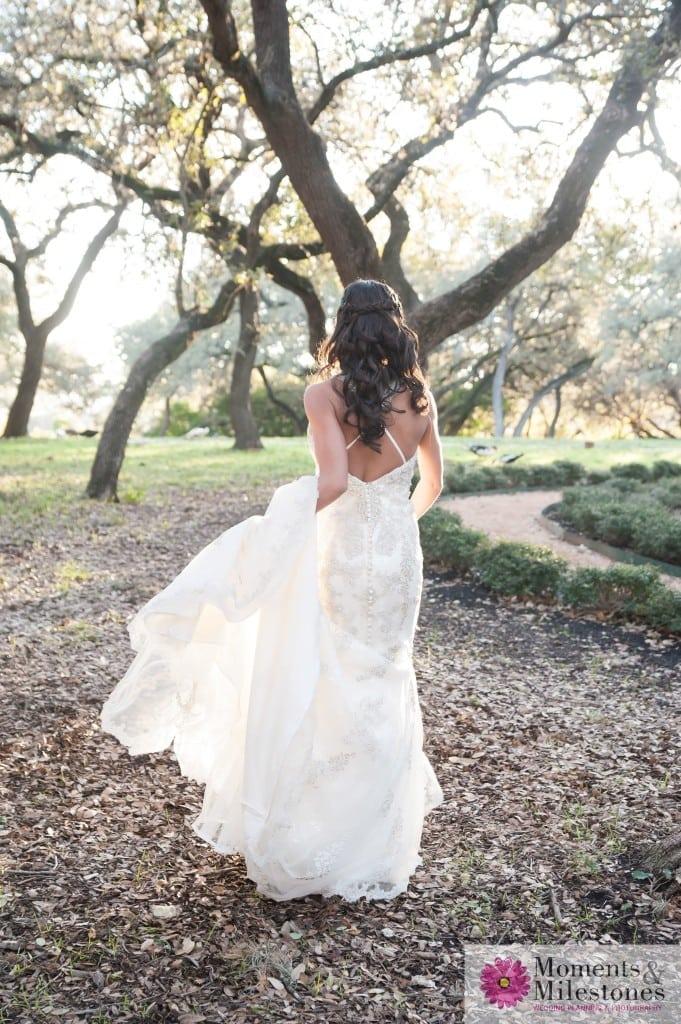 Elegant Rustic Outdoor Bridal (4)