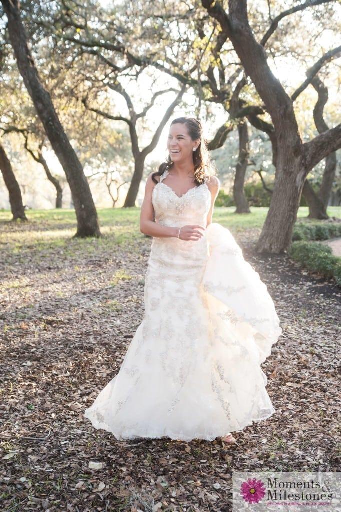 Elegant Rustic Outdoor Bridal (5)