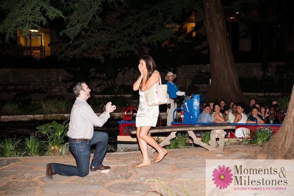 Marriage Island Wedding Proposal ~ Moments and Milestones