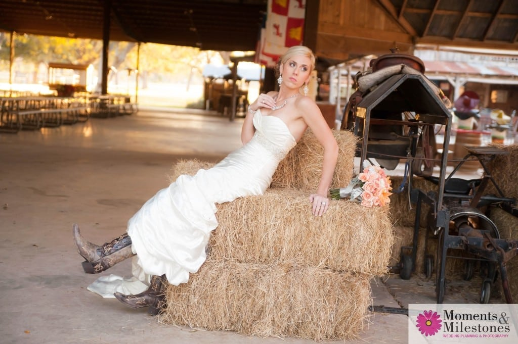 Country Bridal Session