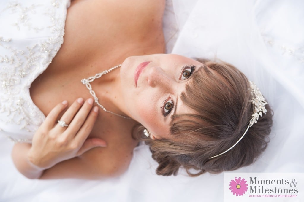 Elegant Bridal Session at Landa Library, San Antonio, TX