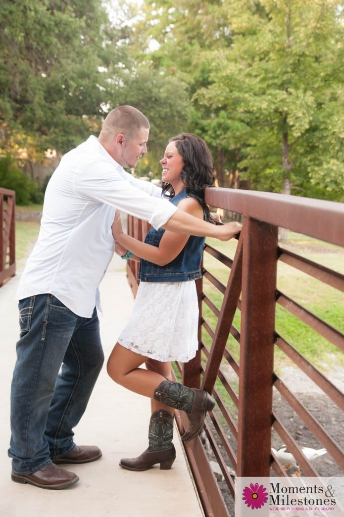 Playful, Rustic Engagement Photography