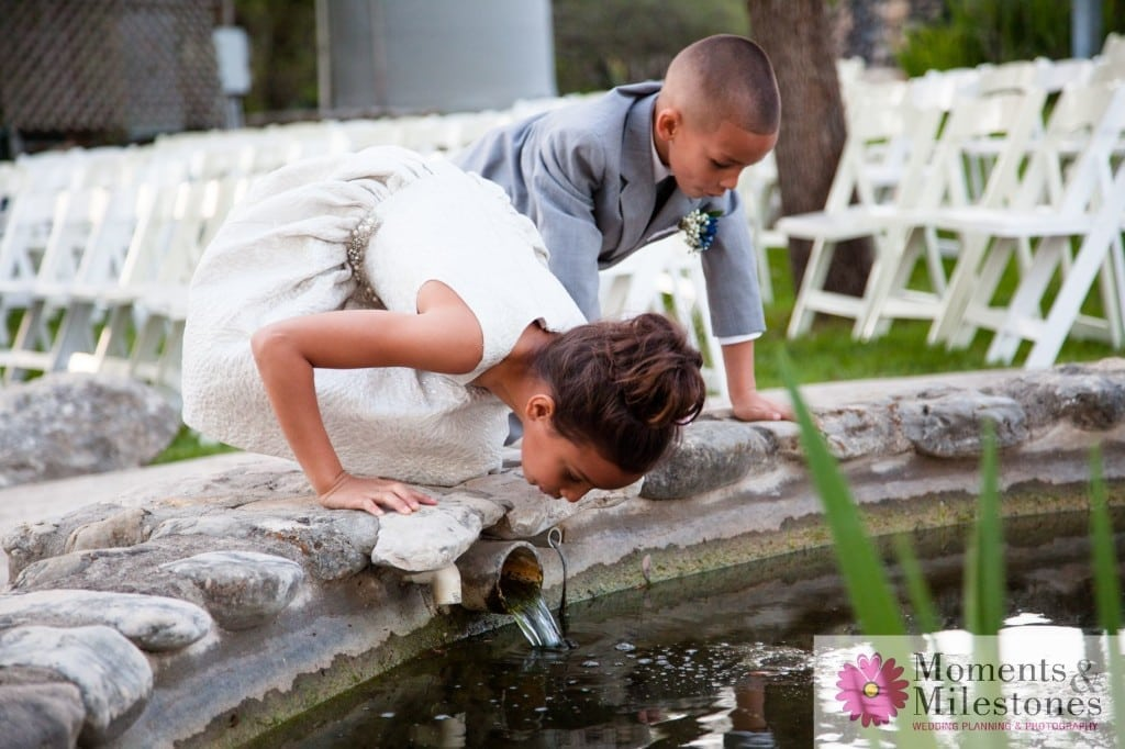 River Rock, Hill Country Wedding