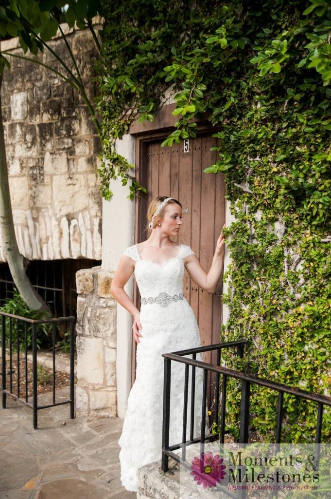 Stunning Bridal Photography - Downtown San Antonio