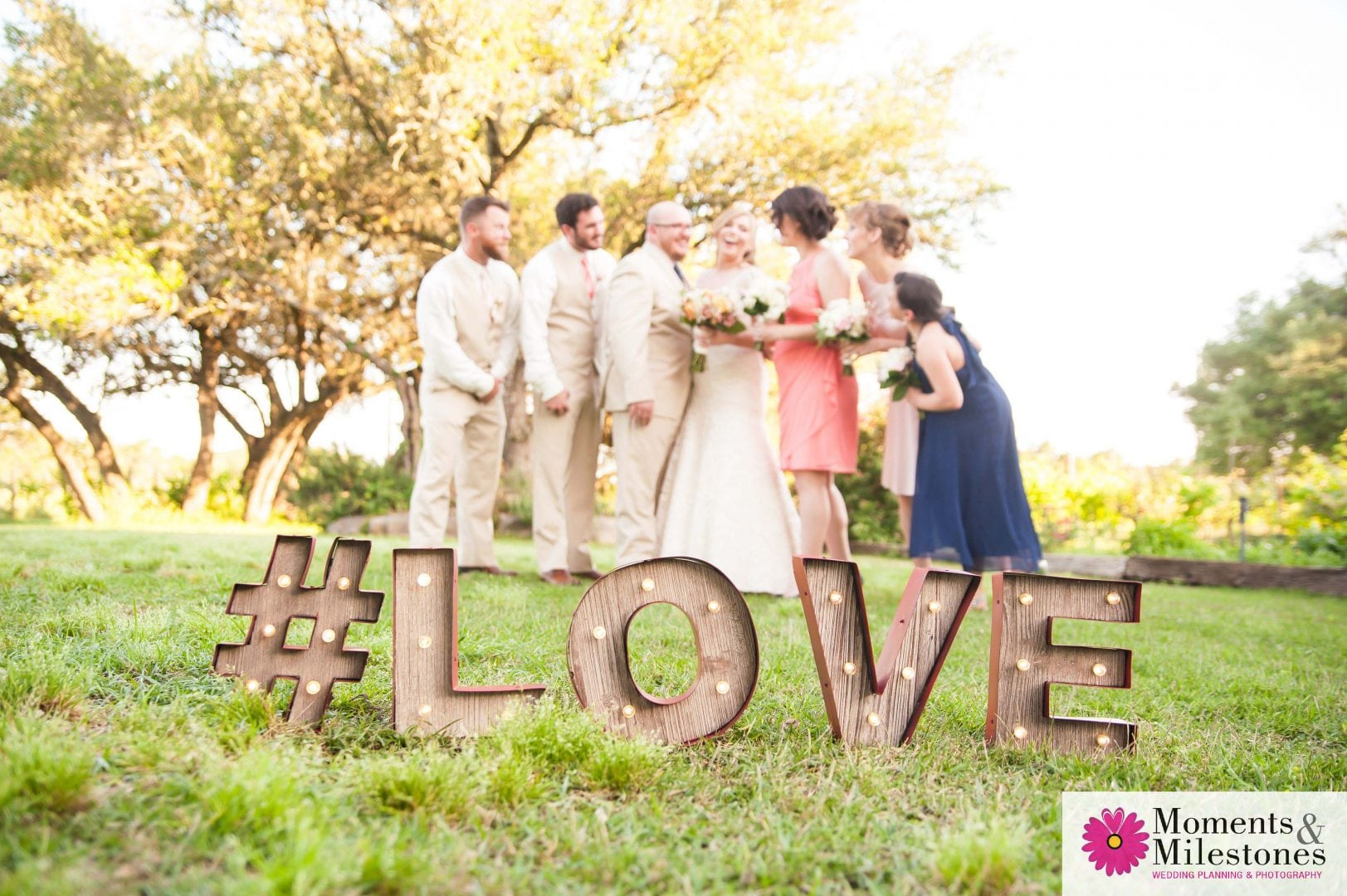 Wedding at Oak Valley Vineyard