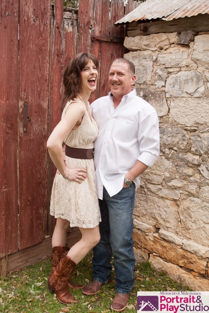 Rustic Family Photography