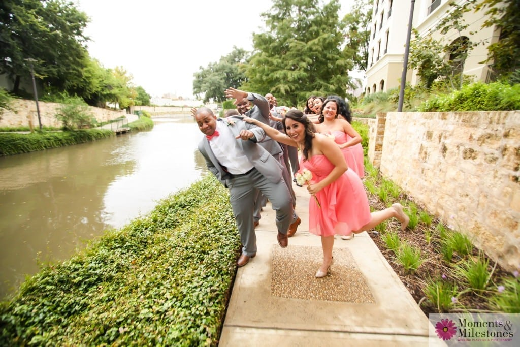 Wedding at Wyndham Garden Riverwalk Wedding Photography