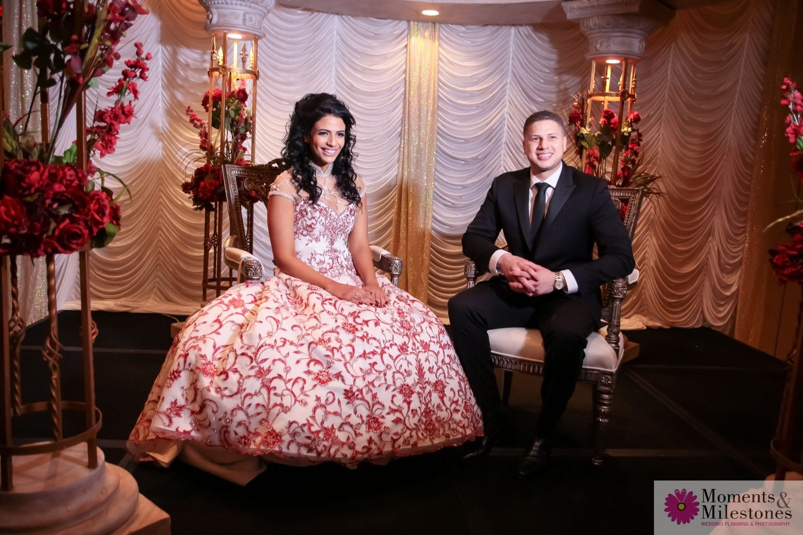 Jessica & Mohammad\'s Engagement Ceremony – Moments and Milestones