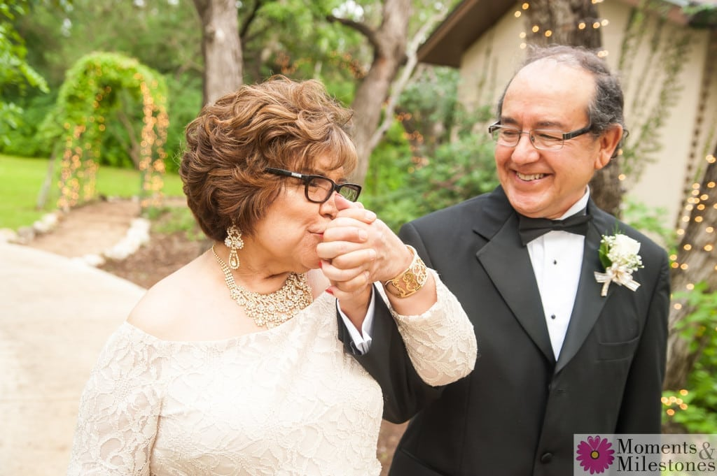 San Antonio 50th Anniversary Vow Renewal Planning and Photography