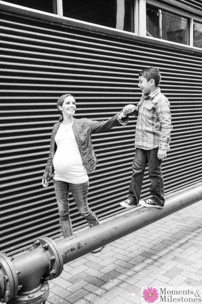 San Antonio Maternity and Family Photography at The Pearl