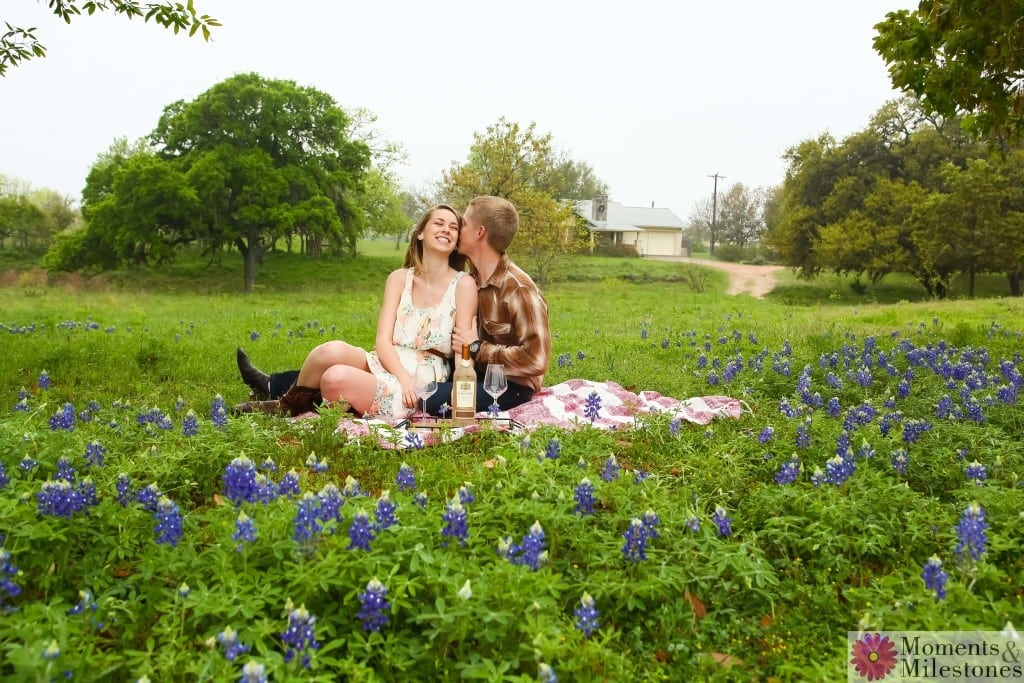 River Rock Engagement Photography San Antonio Wedding Photography and Wedding Planning