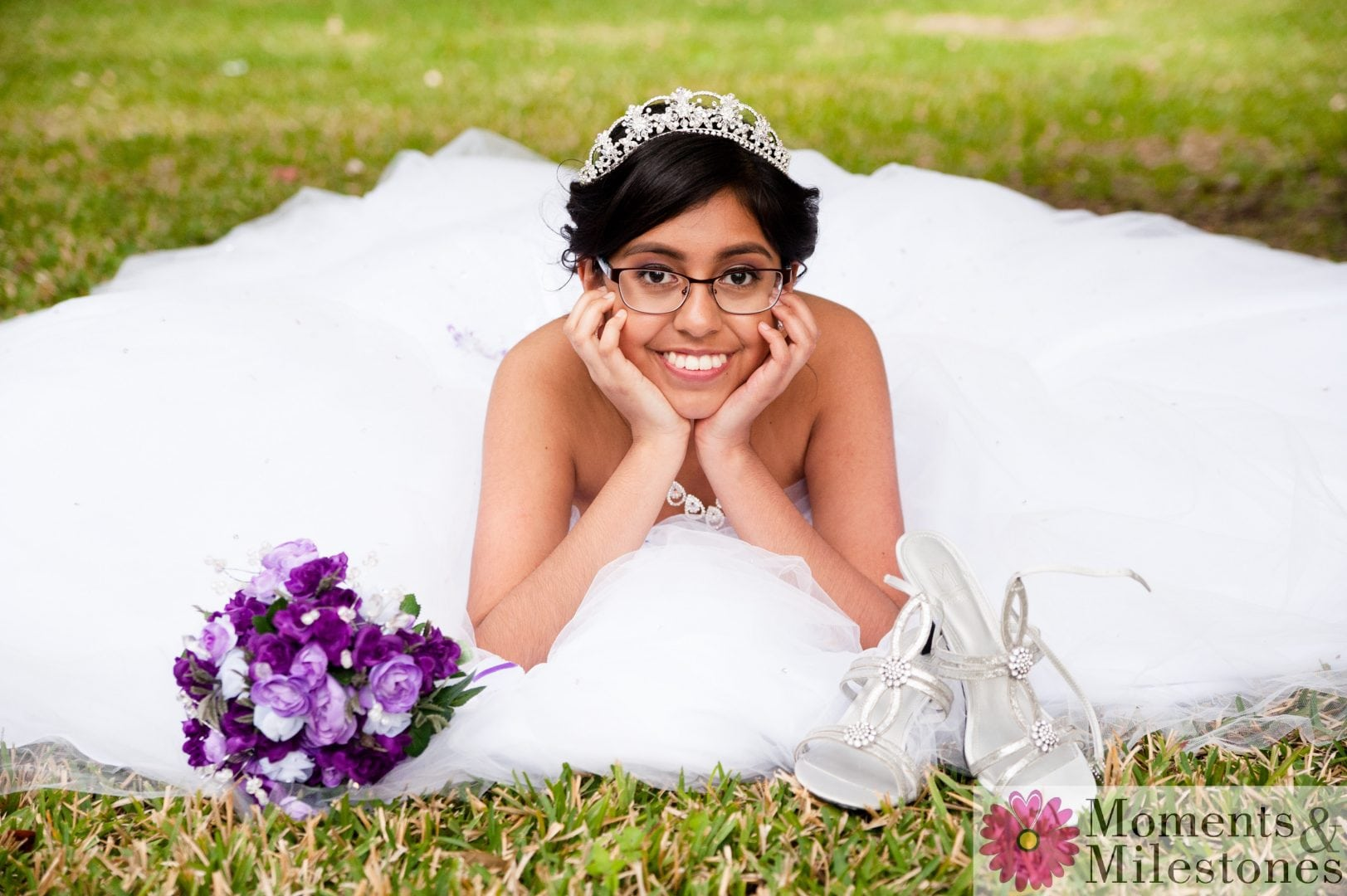 Laura's Quince Portrait Photography