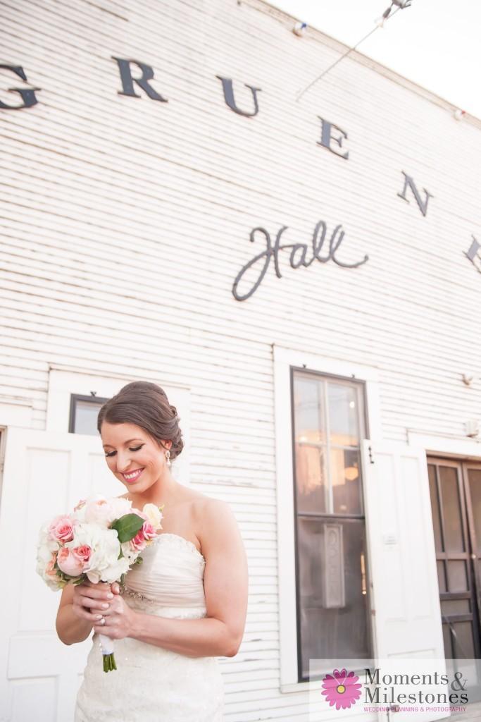 Gruene Bridal Photography