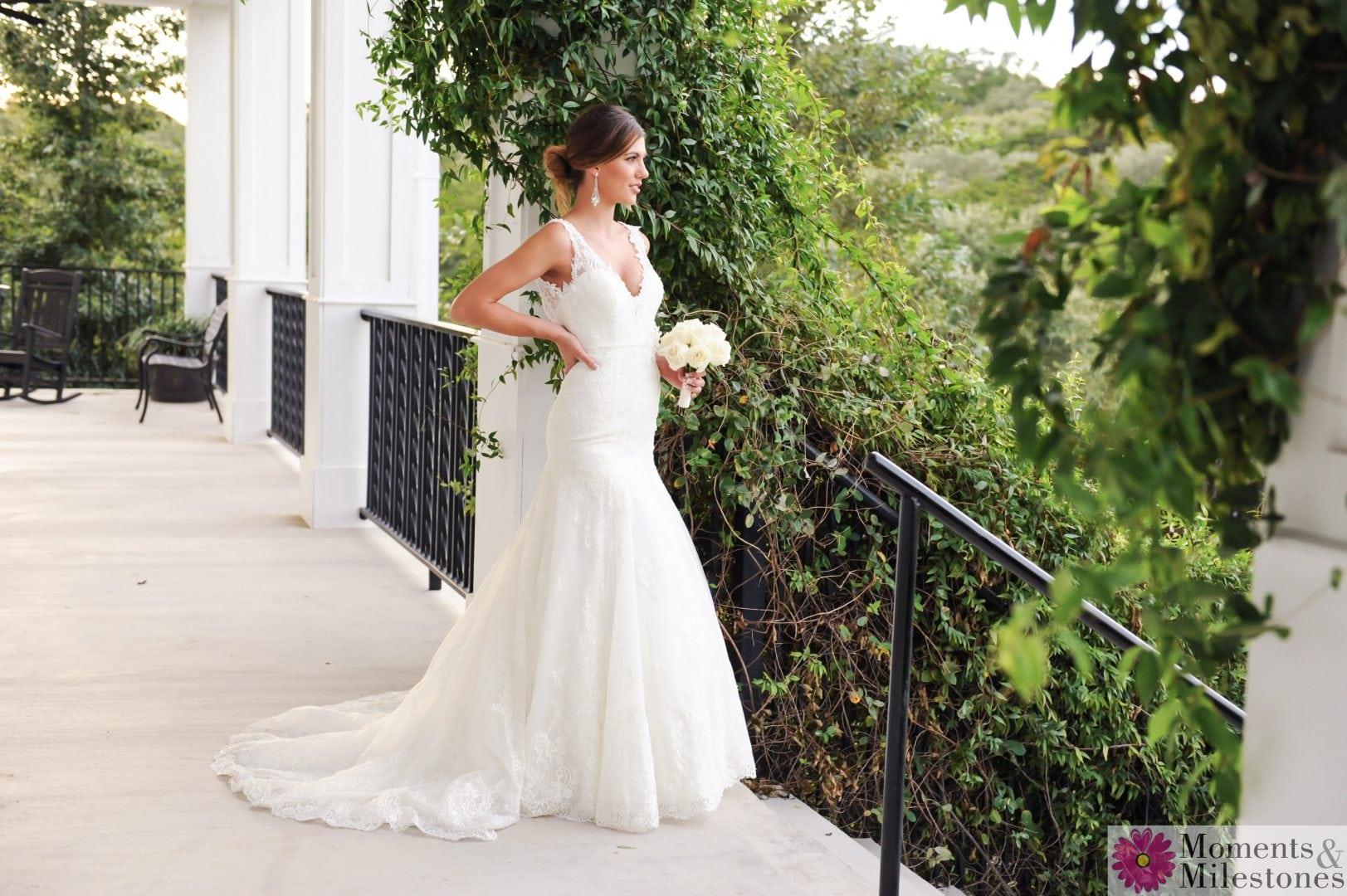 Heather's Gorgeous Bridal Session
