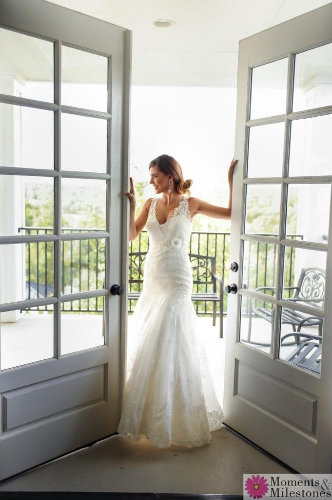 Boerne and San Antonio Kendall Plantation Bridal Photography