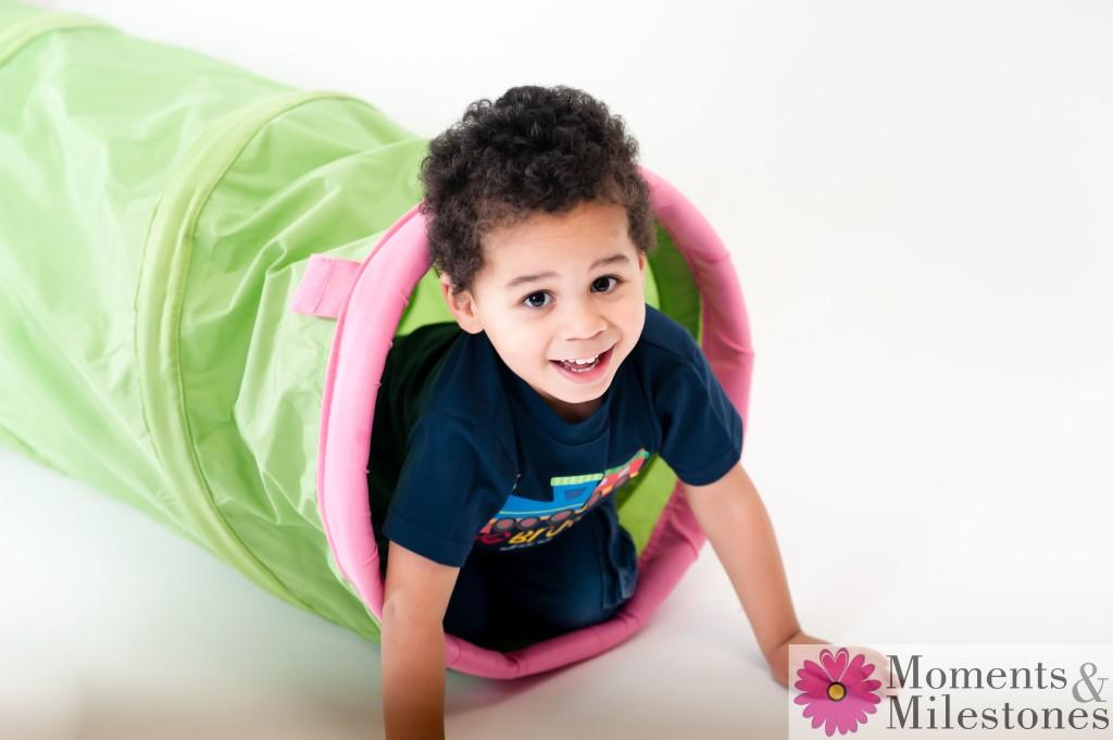 Moments & Milestones Play Studio Fun Photography Joey & Jackson