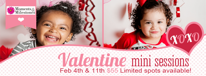 Valentine's Day Mini-Sessions!!