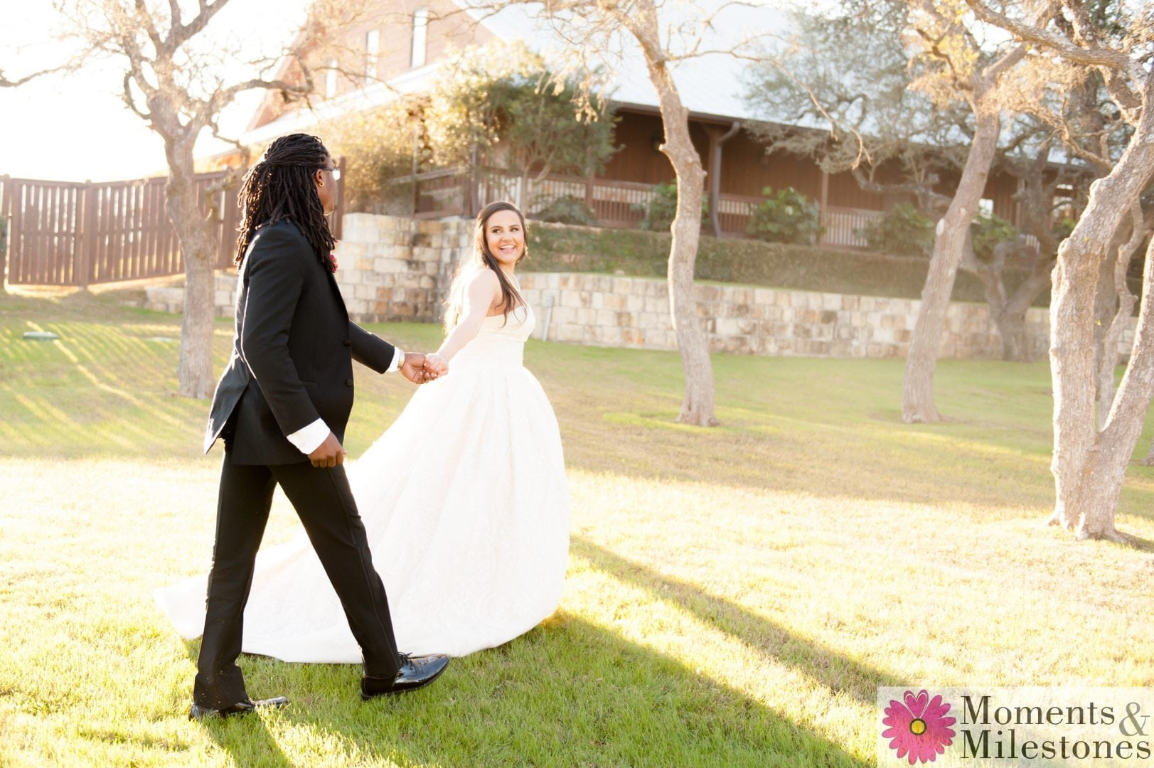 San Antonio New Braunfels Springs Event Center Dream Wedding Planning Wedding Photography