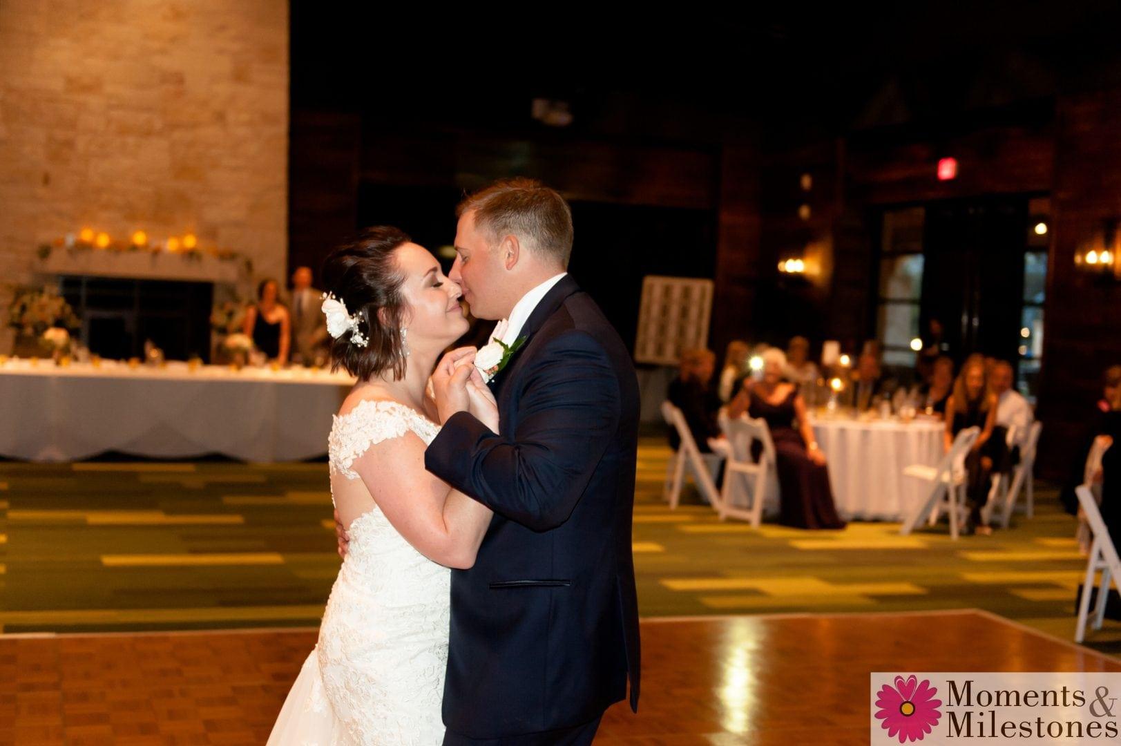 Jen & Travis JW Marriott Wedding Bliss