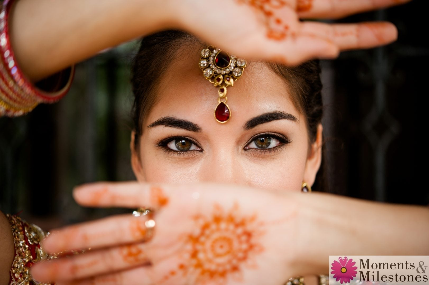 Nicole's Indian Bridal Sessions The McNay Art Museum San Antonio Wedding Photography