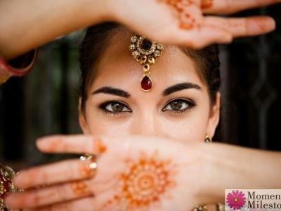 Nicole's Indian Bridal Sessions The McNay Art Museum San Antonio Wedding Photography