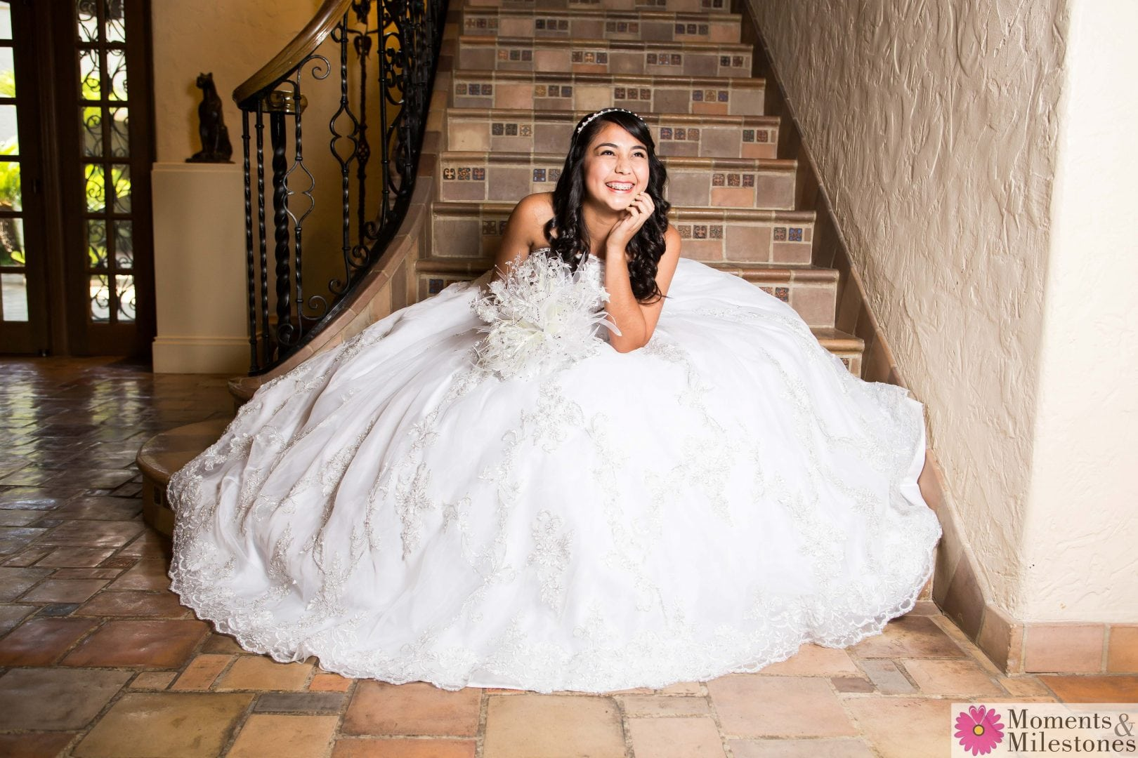 Sweetest Quince Session You'll See All Day!!
