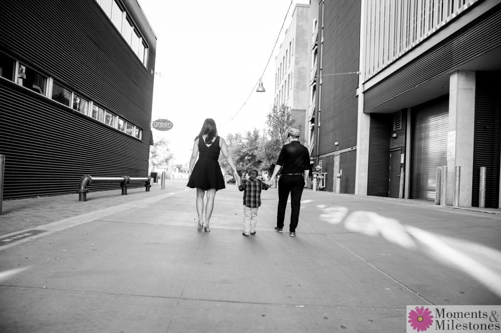 San Antonio Family and Engagement Photography Session at The Pearl