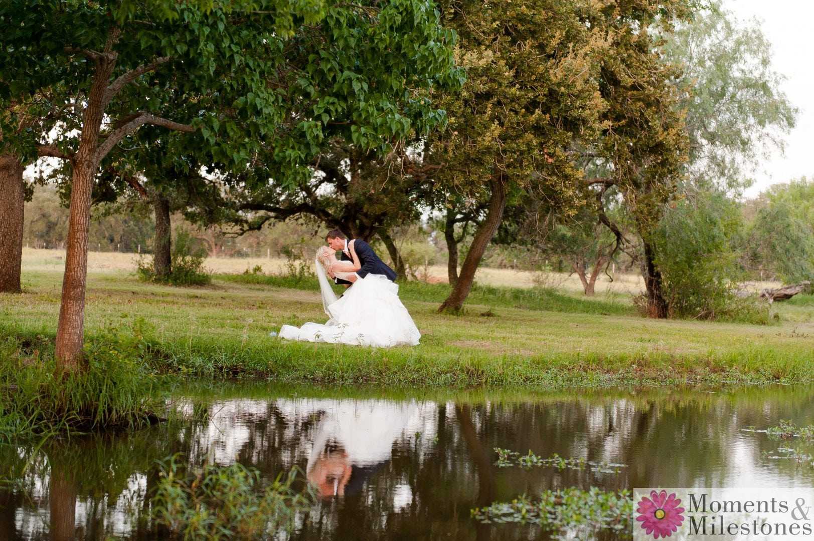 Brittany & Trenton Pollok's Poth Wedding Day!