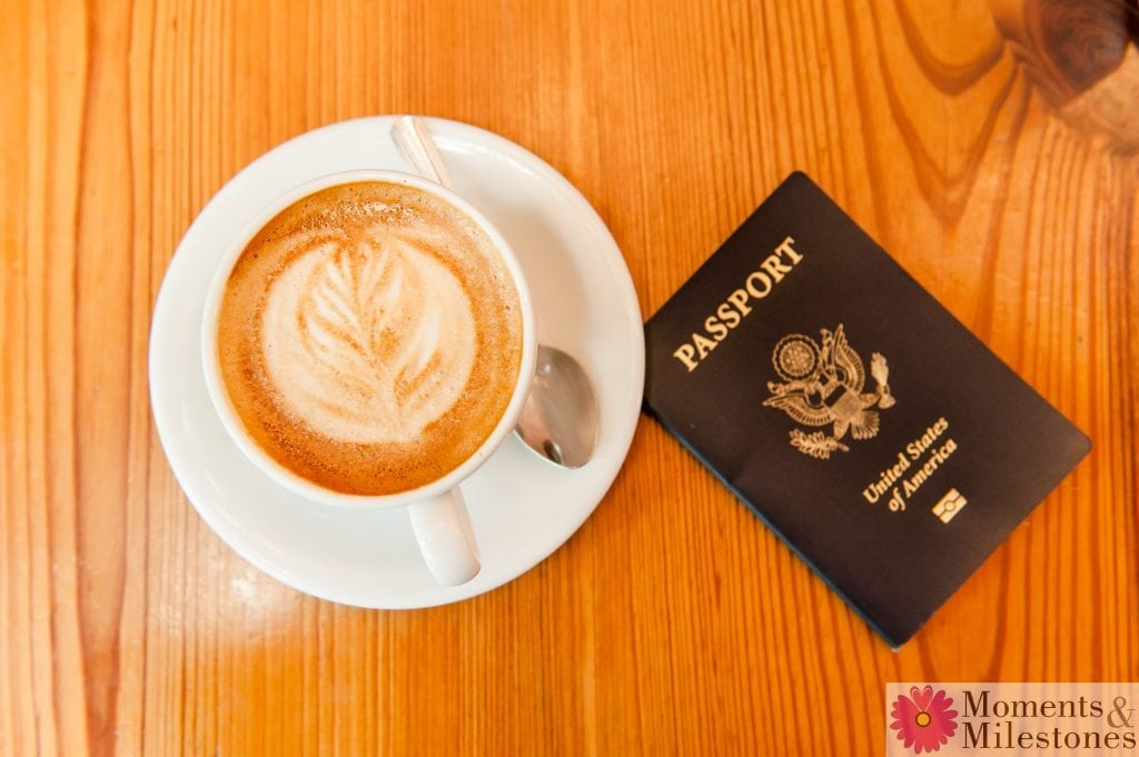 San Antonio Website Marketing Photography Rosella Coffee Shop ~ The Travel Emissary